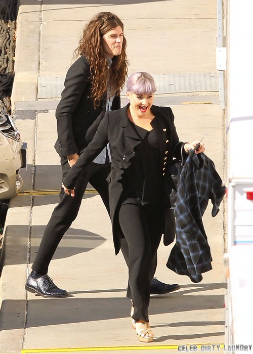 Kelly Osbourne and Matthew Mosshart Wedding Date Set - Sharon Osbourne Prepares Marriage Ceremony