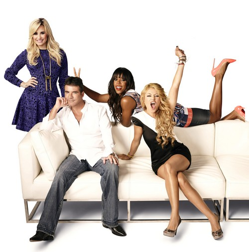 Kelly Rowland and Paulina Rubio Fired From X Factor by Simon Cowell