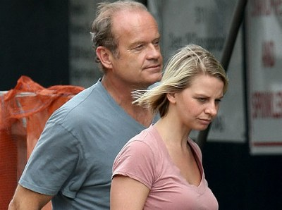 Kelsey Grammer Engaged To Kayte Walsh!