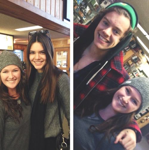 Kendall Jenner and Harry Styles Pics: Spotted Together At Snowboard Shop - Still In Love and Dating (PHOTOS)