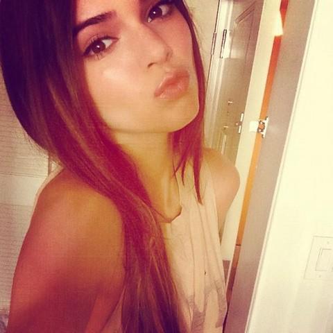 Kendall Jenner: Animal Lover or Sex Crazed Slut? Tweets Dik Dik Desire