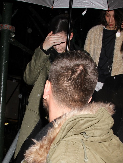 Kendall Jenner Hissy Fit and Tantrum After Being Denied Alcohol At New York Fashion Week Party