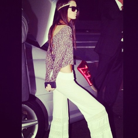 Is Too Thin Kendall Jenner Bragging About Her Weight Loss? 1104