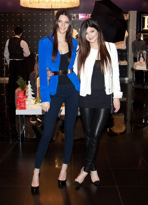 Kendall Jenner & Kylie Jenner Meet-And-Greet In Vegas