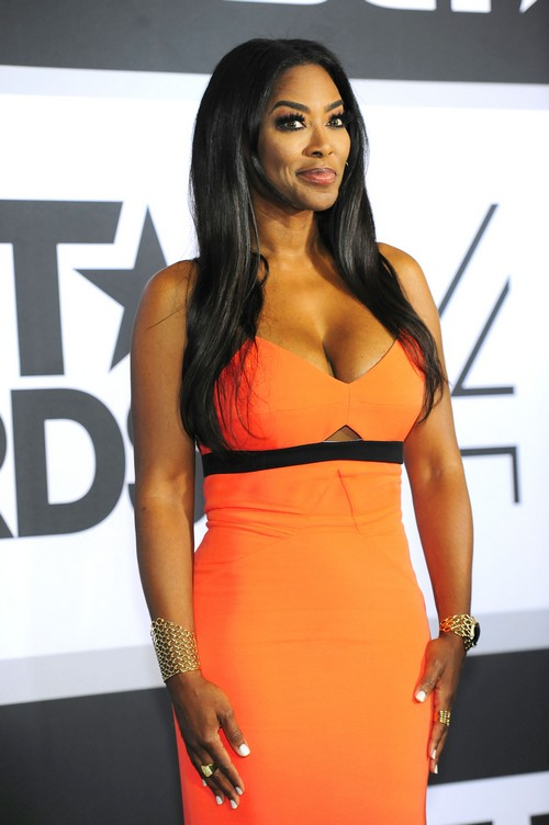 Kenya Moore Dating Kordell Stewart: Porsha Stewart Real Housewives of Atlanta Star Gets Wild