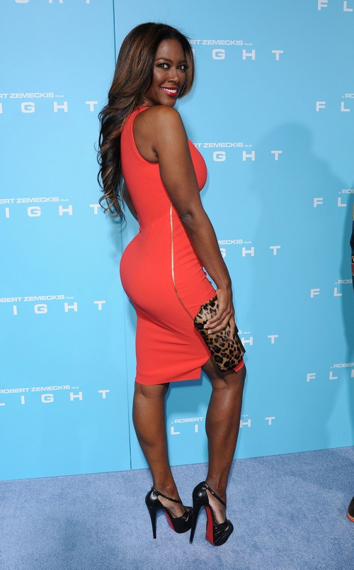 NeNe Leakes Slams Kenya Moore's Butt Implants - NeNe's Jealous and Ugly?