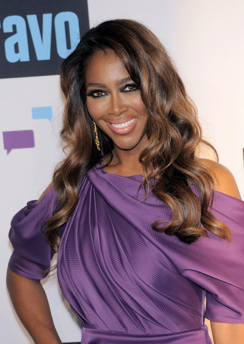Kenya Moore Found A Sperm Donor To Father Her Baby AND Its Not Her Boyfriend!