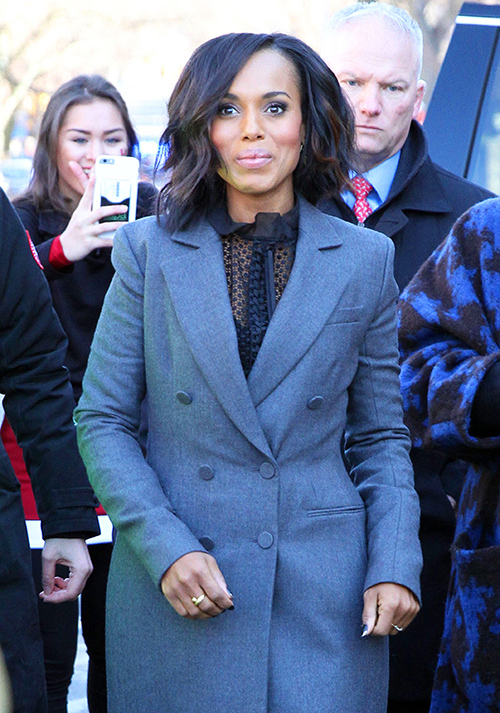 Chris Rock And Kerry Washington's Secret Affair Caused Kerry's Split From David Moscow?