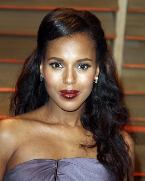 Kerry Washington Splits With Sperm Donor Nnamdi Asomugha: 'Scandal' Star Break-Up Follows 'Beard' Arrangement?