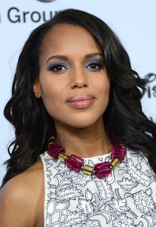 Is Kerry Washington's Husband Nnamdi Asomugha Actually Her Beard?