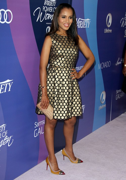 Kerry Washington Is Pregnant: Baby Bump Photos Were Real!