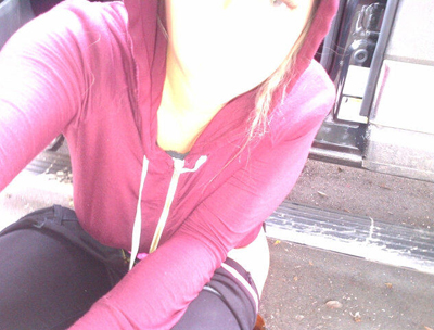 Ke$ha Tweets A Photo Of Herself Peeing On A Street