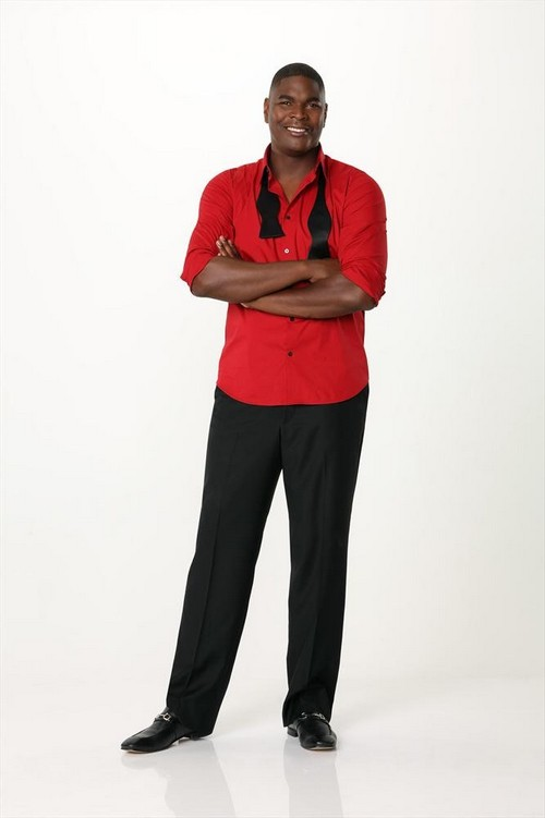 Meet Keyshawn Johnson - Dancing With the Stars Season 17 Cast