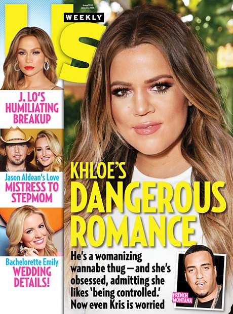 Khloe Kardashian Enjoys Being Controlled By Thug Boyfriend French Montana - Kris Jenner Despises His Manipulation!