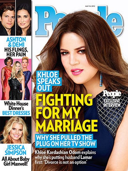 Khloe Kardashian Is Fighting To Save Her Marriage