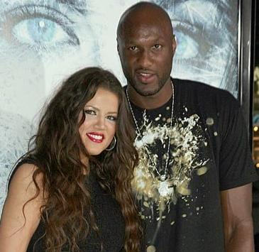 Khloe Kardashian Finds Her Hubby Lamar Disgusting HUH?