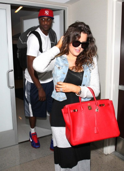Khloe Kardashian And Lamar Odom Back In LA, Tell Kris Jenner To Stay Out Of Lives 0630