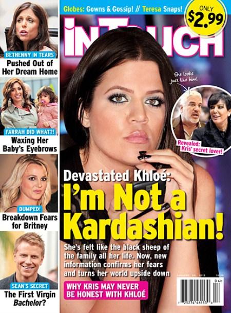 Khloe Kardashian Devastated New Info Confirms Her Fears, She is Not A Kardashian
