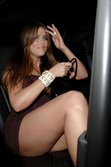 Khloe Kardashian Cries That Being Fat Has been A Life Long Struggle (Photo)
