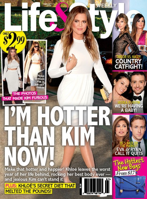 Khloe Kardashian Hotter Than Kim Kardashian And Kim Hates It! (PHOTO)