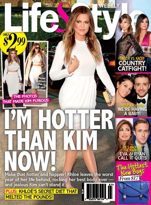 Khloe Kardashian Hotter Than Kim Kardashian And Kim Hates It! (PHOTO)
