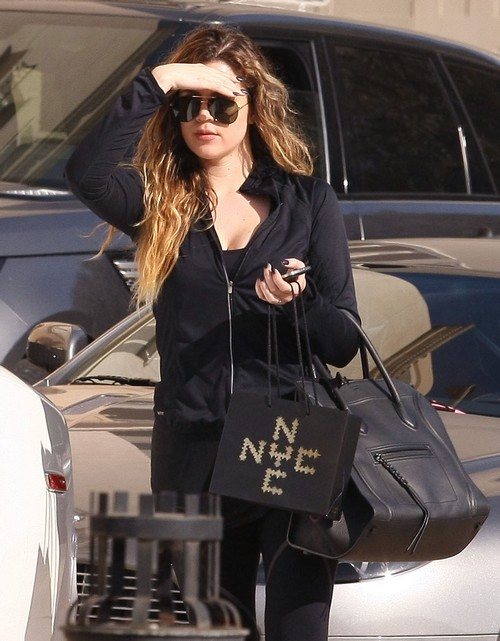 Kris Jenner Gives Khloe Kardashian Two Choices: Have a Red Hot Love Affair or Adopt a Baby