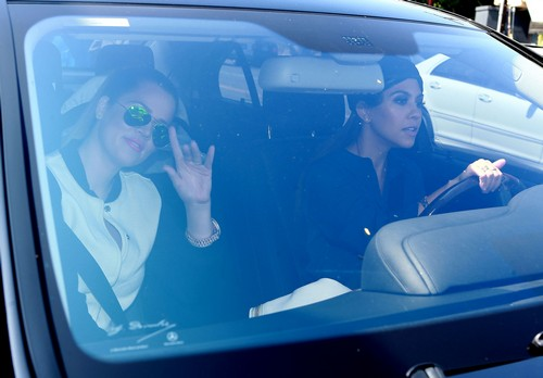 Khloe Kardashian's New Child: Mother-to-Be Meets With Adoption Attorney