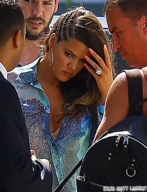Khloe Kardashian and Lamar Odom Divorce Proceeds: Cheating Lamar's Belongings Dropped Off - Report