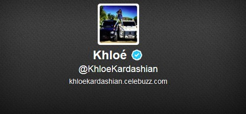 Khloe Kardashian Drops Odom Name From Twitter Account on Wedding Anniversary: Marriage KAPUT!