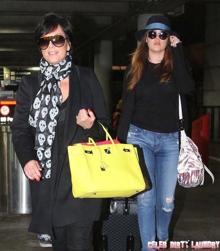 Kris Jenner Exploits Khloe Kardashian Fertility Shame