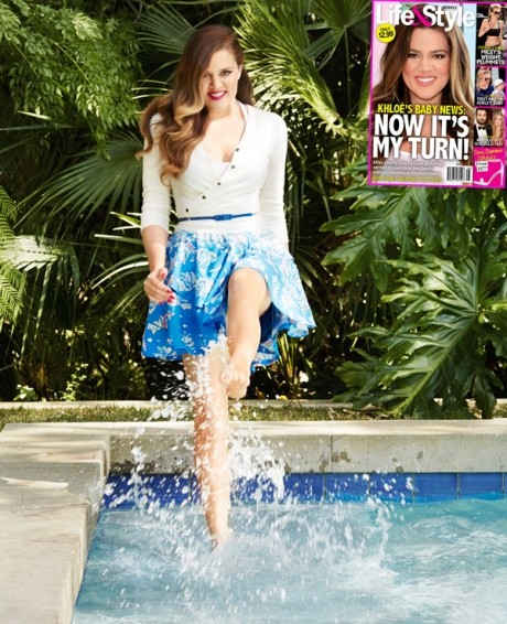 Khloe Kardashian Desperate For A North West Of Her Own, Quitting Fertility Treatments 0702