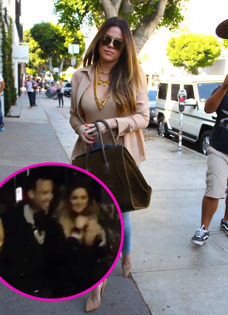 Khloe Kardashian and French Montana Banging - Hot Hook-Up For New Couple (VIDEO)