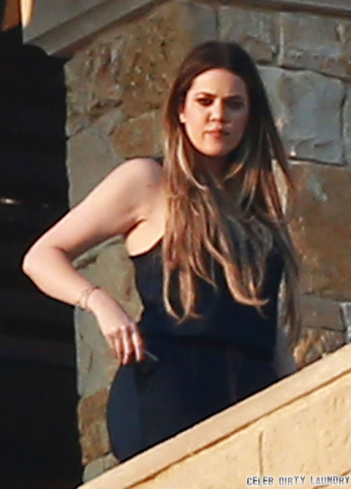 Khloe Kardashian Attempts To Cut Off Lamar Odom's Drug Money So Crackhead Steals Her Jewellery!