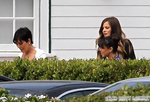 Khloe Kardashian Divorce Forbidden By Kris Jenner Despite Lamar Odom Cheating Scandal