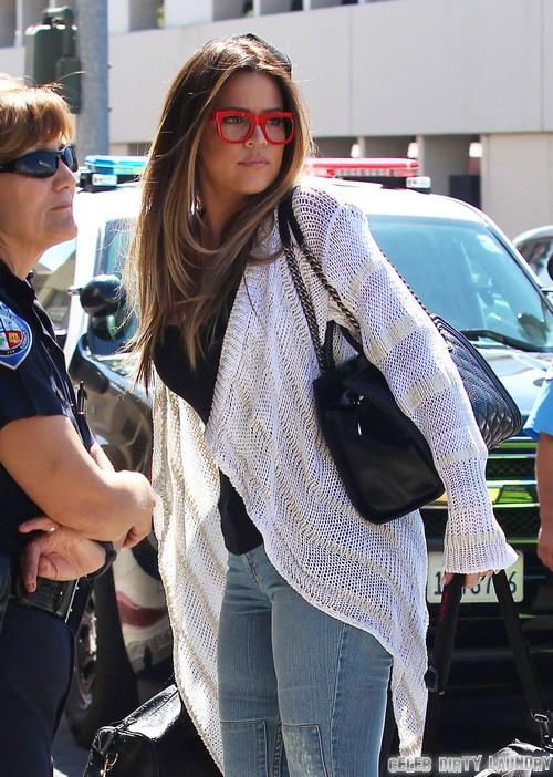 Khloe Kardashian Filed To Divorce Lamar Odom: It's Official!