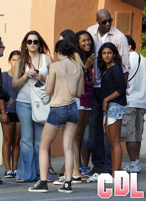 Khloe Kardashian Neither Wants A Baby Nor Motherhood – Ask Lamar Odom's Baby Mama Liza Morales