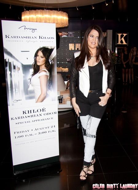 A New Khloe Kardashian Weight Loss Obsession?