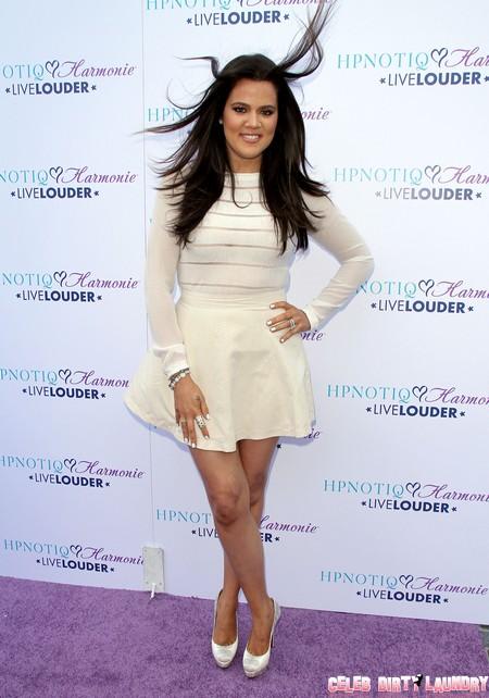 Khloe Kardashian X Factor USA Host – Say It Ain't So!