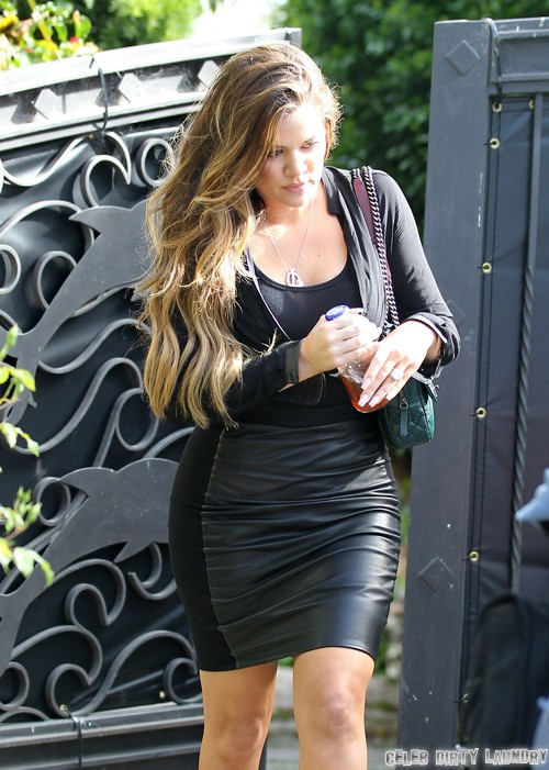 Khloe Kardashian and Lamar Odom Separate and Living Apart - Divorce and Legal Separation In The Works - Eye Witness Report