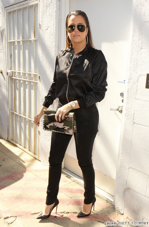 Khloe Kardashian's Nose Job No Longer A Plastic Surgery Secret (PHOTOS)