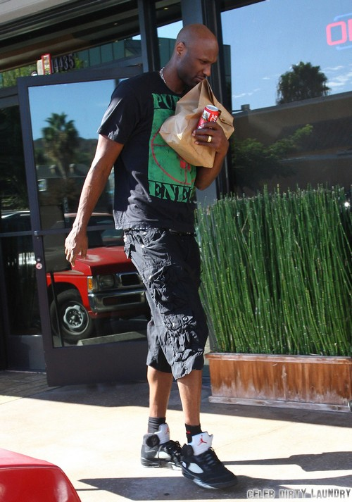 Khloe Kardashian Wants Lamar Odom Back After Cryptic Instagram Message But Kris Jenner Forbids It