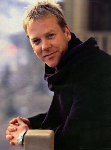 New Keifer Sutherland Work To Debut On Internet, Film, Broadway and TV!