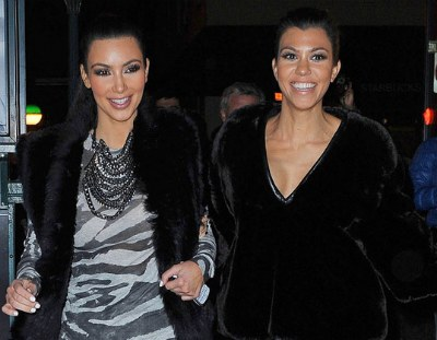 Kim Kardashian Drinks Kourtney's Breast Milk
