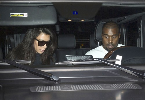 Pregnant Kim Kardashian and Kanye West Doctor Visit Confirms Second Child Pregnancy?