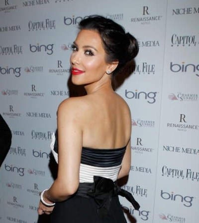 Kim Kardashian Tops Bing's Top Searches For 2010