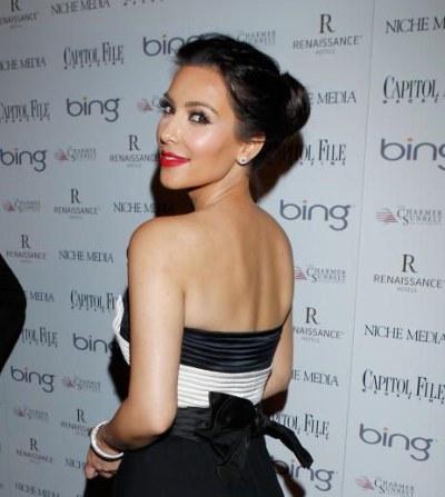 Kim Kardashian Tops Bing's Top Searches For 2010