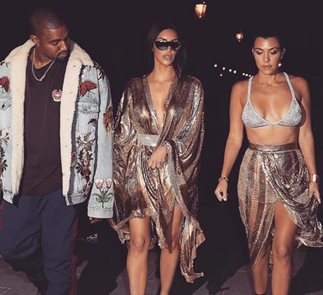 Terrific Kim Kardashian Divorce Kanye West Banned From Kardashian Jenner Short Hairstyles For Black Women Fulllsitofus