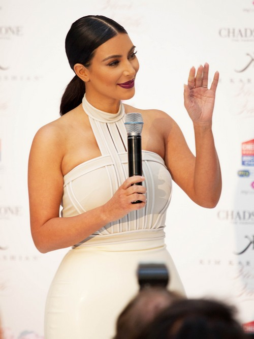 Kim Kardashian Divorce Tactics Punish Kanye West by Ray J Invite to Birthday Party - UPDATE: Kim Caught With Tyrese!
