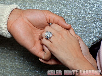 Kim Kardashian's $2 Million Engagement Ring (Photo)