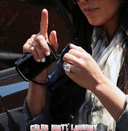 Did E! Buy Kim Kardashian's 20-Carat Wedding Ring? (Photo)